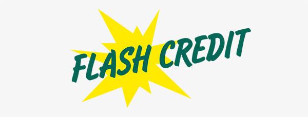 Logo sito web flash credit mendrisio