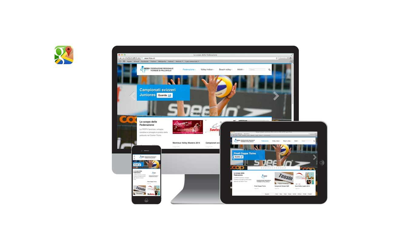 Siti web ticino: FRTPV
