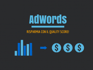 adwords-QUALITY SCORE