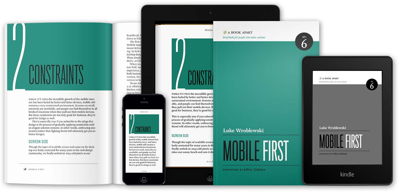mobile first gsite