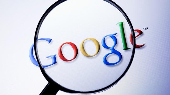 Richerche web su google