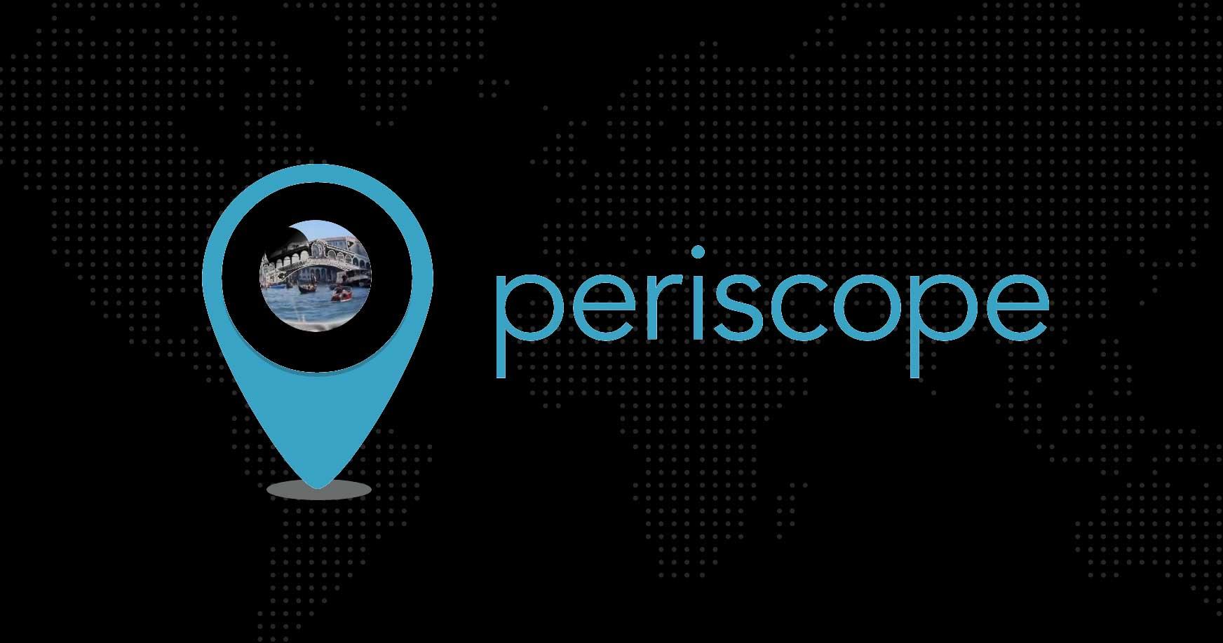 Periscope, la nuova app live streaming di Twitter