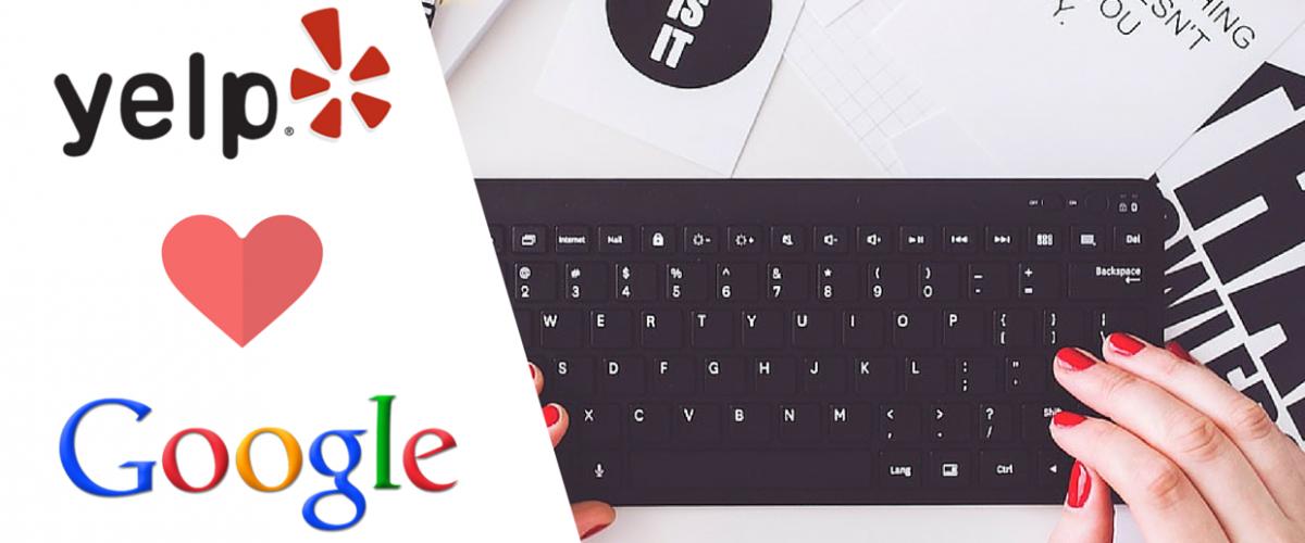 Yelp e Google: le recensioni sbarcheranno nella SERP?