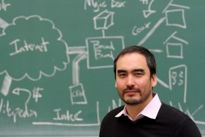 Tim Wu, professore di legge alla Colombia University, autore dello studio su Google