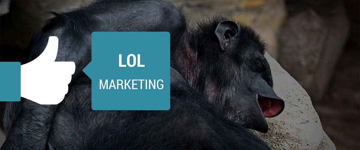 LOL marketing: il potere dello humor sui social media