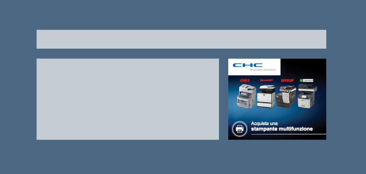 Banner CHC Rectangle CDT
