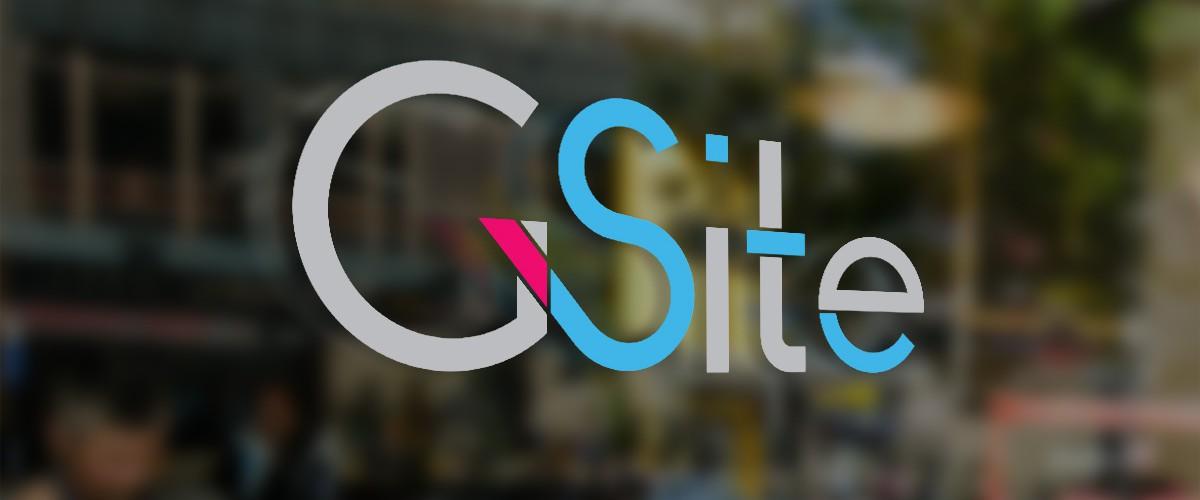 GSite si rinnova il look: ecco il nuovo logo!